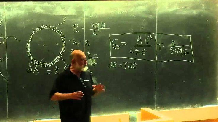 Inside Black Holes   Leonard Susskind