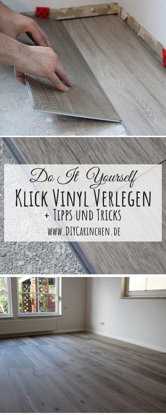 diy klick vinyl richtig verlegen mit ausf hrlicher anleitung tipps und tricks heimwerken. Black Bedroom Furniture Sets. Home Design Ideas