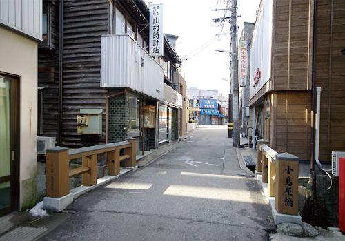 金沢小景 第10回 橋 | 脈々と育まれてきた金沢の風物。残したい、守りたい、ただそれだけの思いを込めて、大切な小景を届けます。