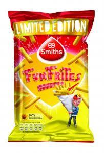 "Chips met ""Frietsaus""-smaak my favorite"