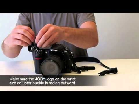 How To Use Joby Convertible Neck Strap
