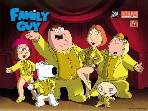 Abertura Uma Familia da Pesada em Portugues (Opening Portuguese Family Guy)