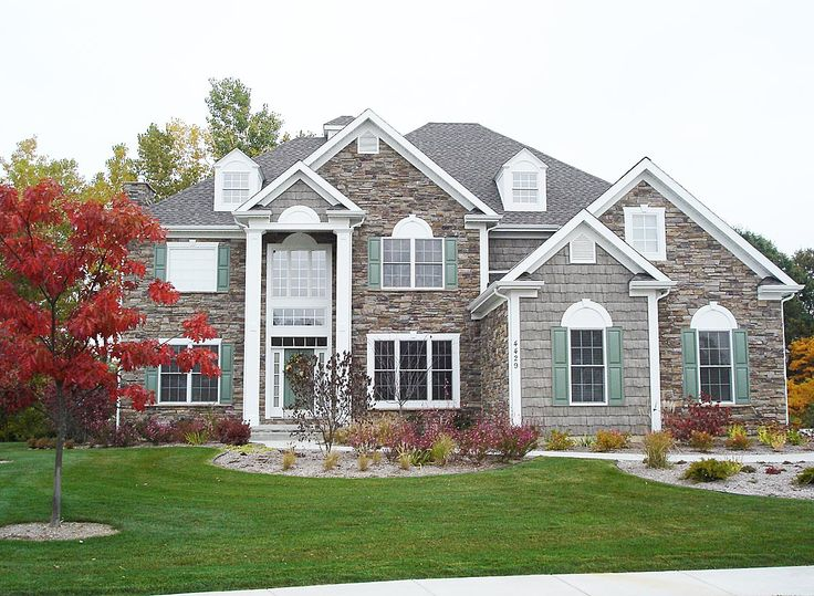 439 best Lake House: Exterior Materials images on Pinterest ...