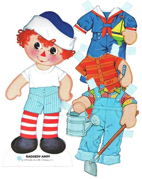 116 best Raggedy Ann and Andy images on Pinterest Ann doll