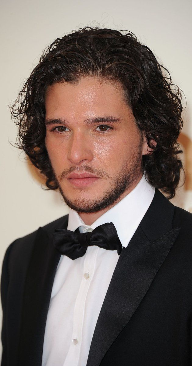 Kit Harington, Actor: Game of Thrones. Kit Harington was born Christopher Catesby Harington in Acton, London, to Deborah Jane (Catesby), a former playwright, and David Richard Harington, a businessman. His mother named him after 16th century British playwright and poet Christopher Marlowe, whose first name was shortened to Kit, a name Harington prefers. Harington's uncle is Sir Nicholas John Harington, the 14th Baronet Harington, and ...