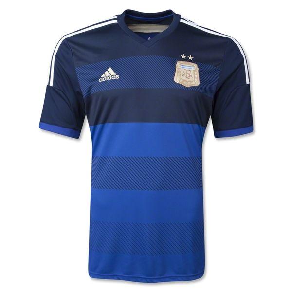 Camiseta del Argentina Lejos 2014 ordenar más de 99 € gastos de envío gratis http://www.camisetasdefutbolcenter.es/camiseta-del-argentina-lejos-2014-p-52.html
