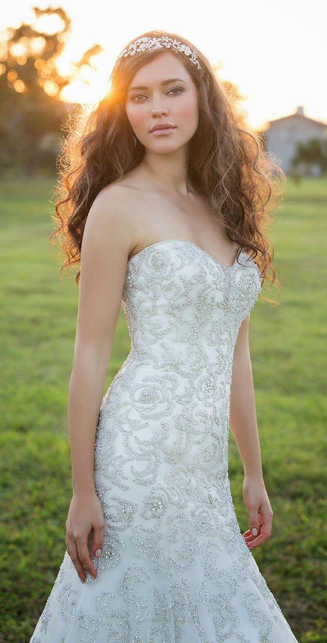 159 best Bridal <3 <3 images on Pinterest | Gown wedding, Bridal ...