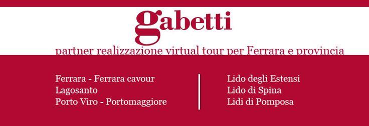 Gabetti Ferrara utilizza i virtual tour di www.casa360.net