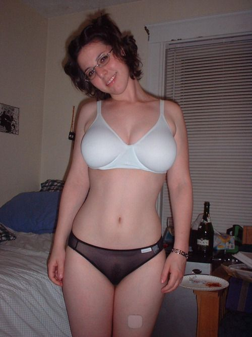 Luvtocumonher  She Needs A Bigger Bra   Clothed -7643