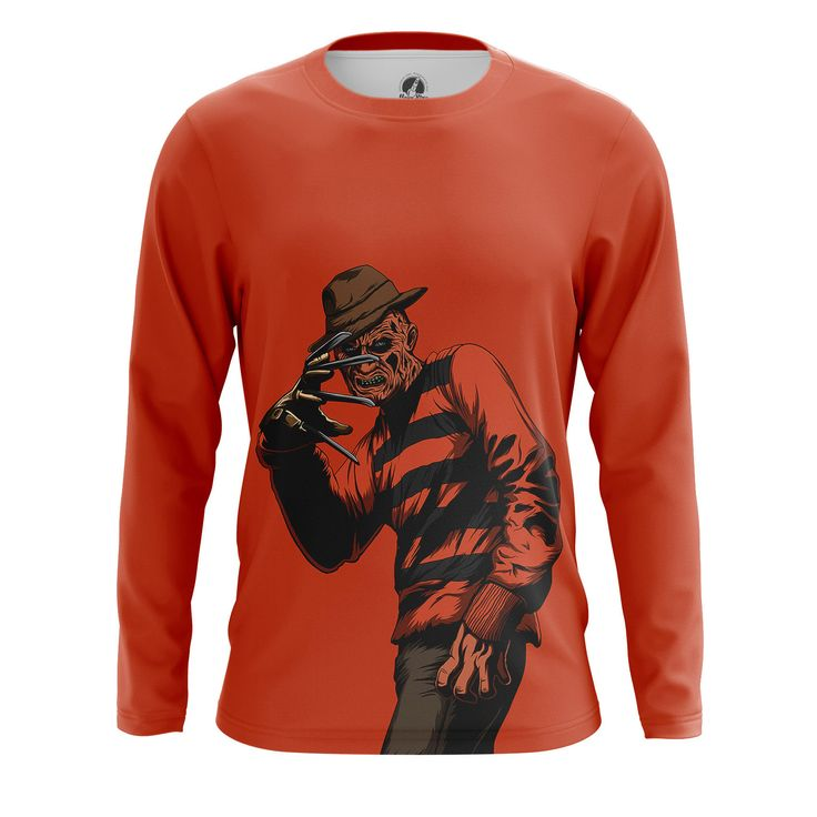 Nice Mens Longsleeve Krueger A Nightmare on Elm Street   – Search tags:  #boysclothes #buylongsleevesformen #longsleevesforboys #longsleevesformenaustralia #longsleevesformencanada #longsleevesformenmerchandise #longsleevesformenuk #malelongsleeve #moviesmerchandise #tvseriesmerchandiseboyslongsleeves Check more at https://idolstore.net/shop/categories/apparels-clothes/boys-longsleeve-krueger-a-nightmare-on-elm-street-merch/