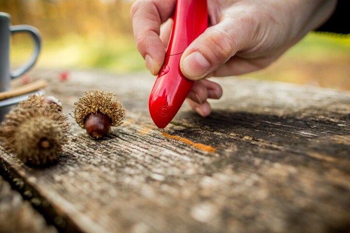 Spice pen