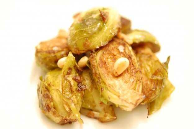 ANY CHARA CTER HERE I tried brussel sprouts last week. I hated them. I tried them because I issued a challenge to myself and all Art of Doing Stuff readers to eat a new vegetable. Something you think you don't … Continue reading →