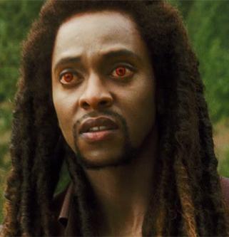 Edi Gathegi as Laurent in Twilight sage