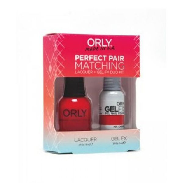 Orly Perfect Pair Ma Cherie