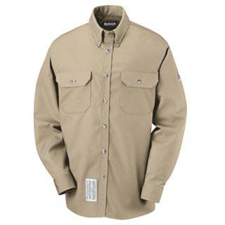 Bulwark SLU2 Dress Uniform Shirt - EXCEL FR® ComforTouch® - 7 oz. @ $56.16