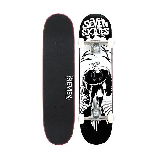 Seven Completes great wood for kids that are new to skating and need some smaller options Seven Skates is a brand that deals in smaller boards from 7.25 mini to larger decks up to 8.25. Go to www.payneskateboards.com.au and check out our range of SEVEN skateboards