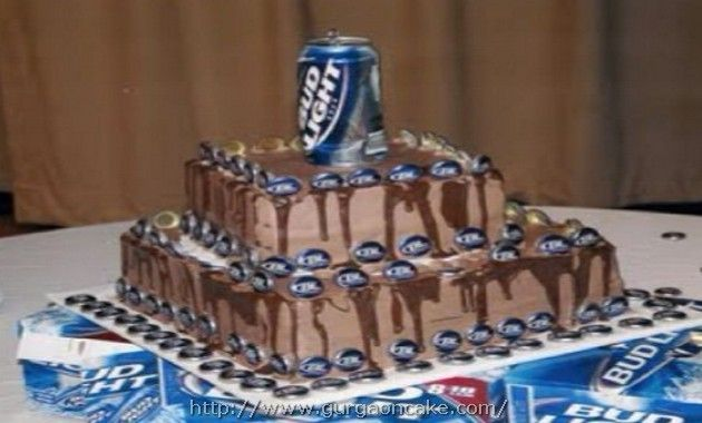 redneck birthday cakes