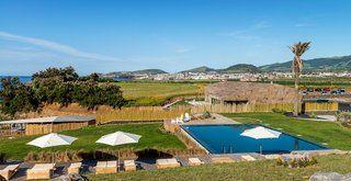 Hotel Santa-Barbara-Eco-Beach-Resort auf Sao Miguel, Azoren