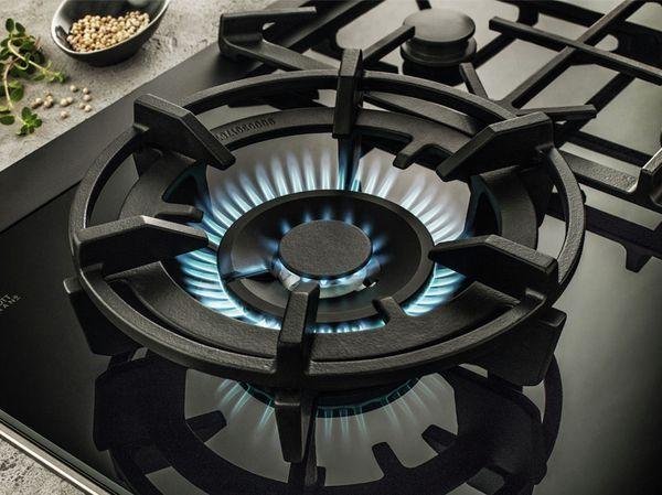 Las Placas De Gas Regresan Con Fuerza A Las Cocinas Love Cooking Neff Cocina De Gas Estufas Hogar Cocinas