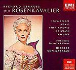 Richard Strauss Der Rosenkavalier Opera in 3 acts Herbert Von Karajan 3 CD Set