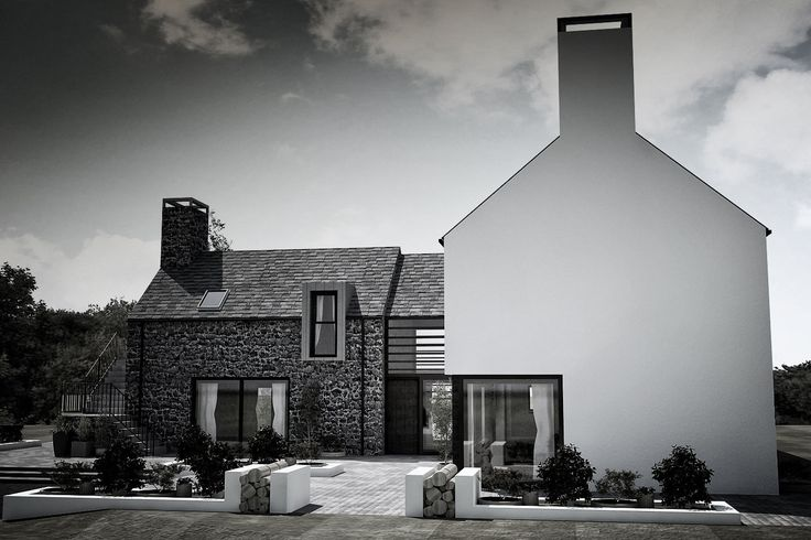 Contemporary Residence Architect UK & Ireland