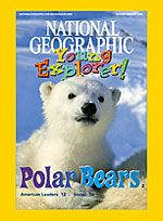 Cool! Past issues of National Geo books available for FREE. Can be used on the Smartboard