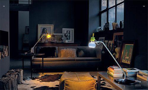 Iluminação de tarefa - luz de leitura