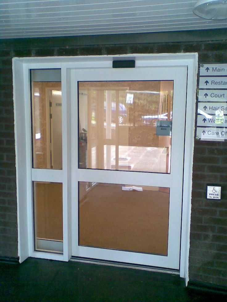 Best 25 automatic sliding doors ideas on pinterest for Automatic sliding door
