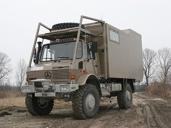 MD48 / Unimog U 2450 L38