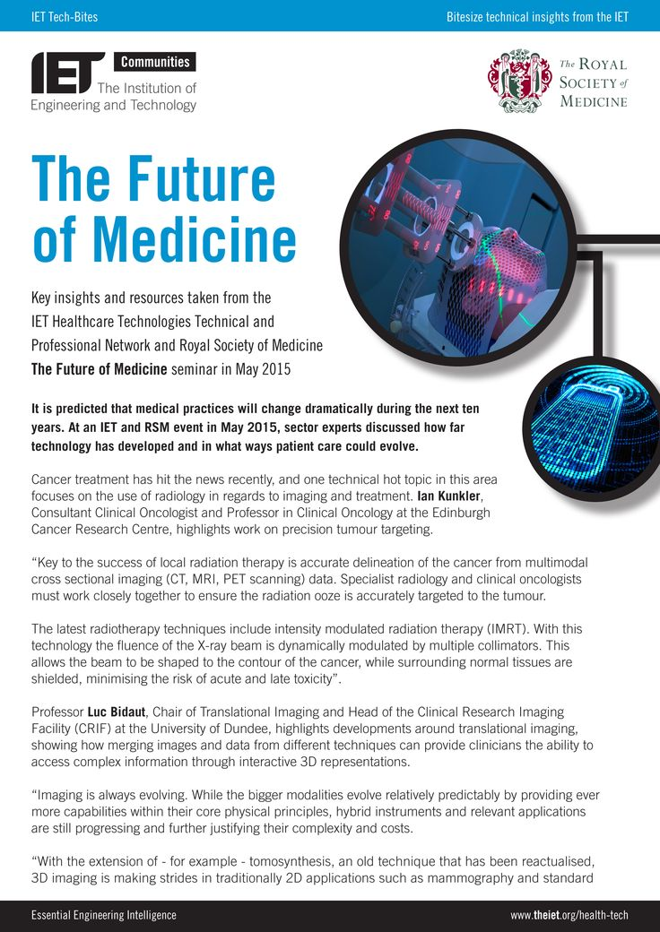 Key insights and resources taken from the IET Healthcare Technologies Network and Royal Society of Medicine seminar in May 2015