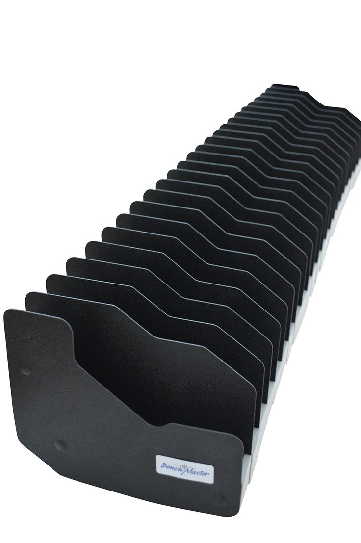 BenchMaster - Weapon Rack - Twenty Four (24) Gun Pistol Rack - Gun Safe Storage Accessories - Gun Rack
