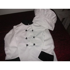 Kiddies Chef top and Hat for R100.00