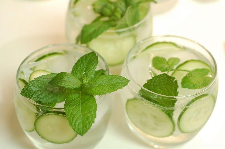 A legjobb zsírégető ital - zsírégető víz fillérekből, otthon