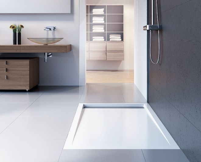 7 best Tegels betonverf images on Pinterest | Bathrooms, Flooring ...