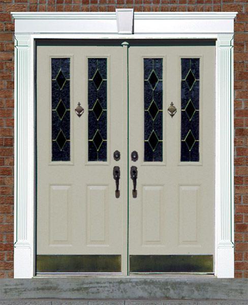 New Exterior Entry Door Trim Kits