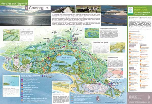 Une Carte Touristique A Telecharger Parc Naturel Regional De