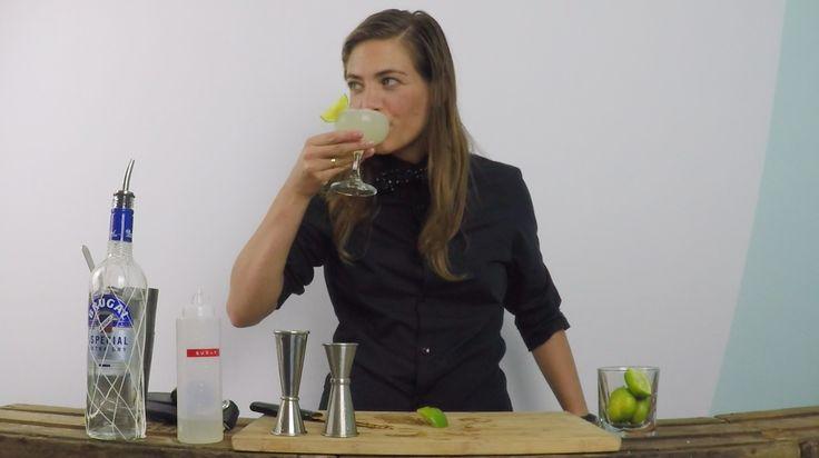 How to Make a Daiquiri - Cocktail Tutorial by Tess Posthumus