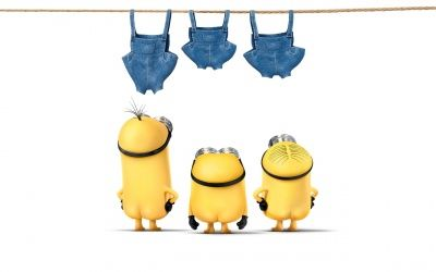 HD Minions Best Animated Film 2015 Funny Scene Wallpaper images 1080p photos pics