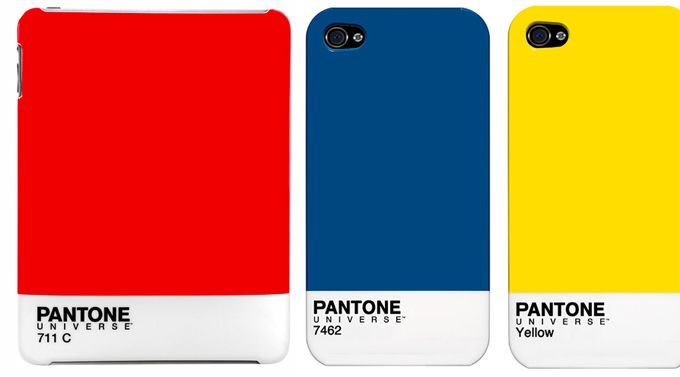 Pantone cases for iPad/iPhones. #gadgets #tech