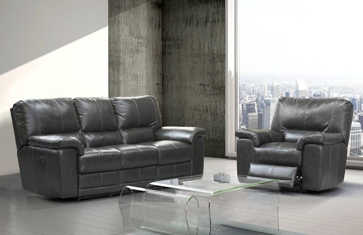 Rain Is North American Made By Elran. It Is A Versatile And Stylish  Reclining Sofa