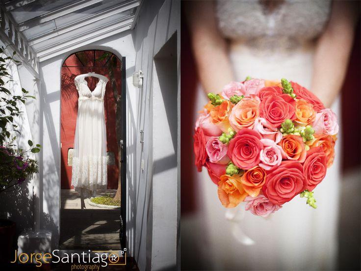 Madeleine & John ~ Oaxaca Wedding Photography