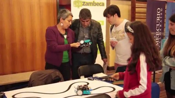 Zambeca - Competencia Robótica UTFSM 2015