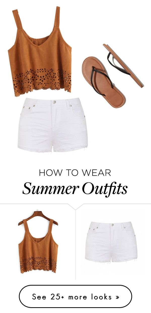 """Simple Summer Outfits"" by elizabethfjane on Polyvore featuring Ally Fashion and Abercrombie & Fitch"