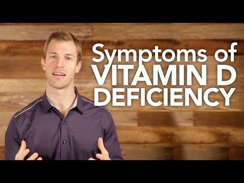 Vitamin D Deficiency Symptoms & Sources to Reverse it!