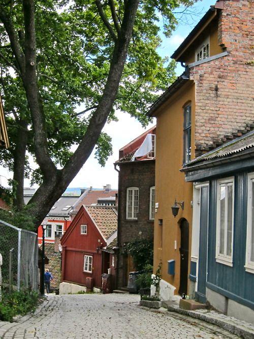 Oslo I love this city