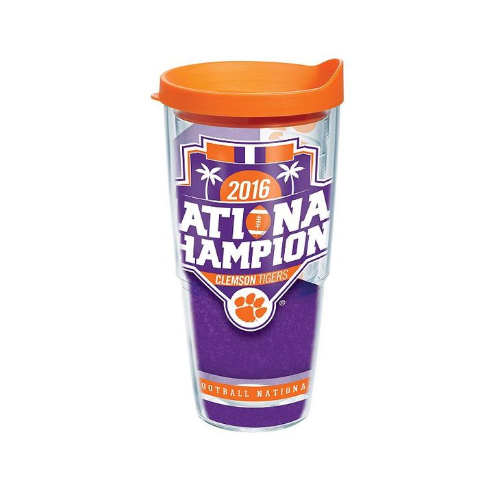 Tervis Clemson Tigers 2016 College Football Playoff National Champions Tumbler, Multicolor