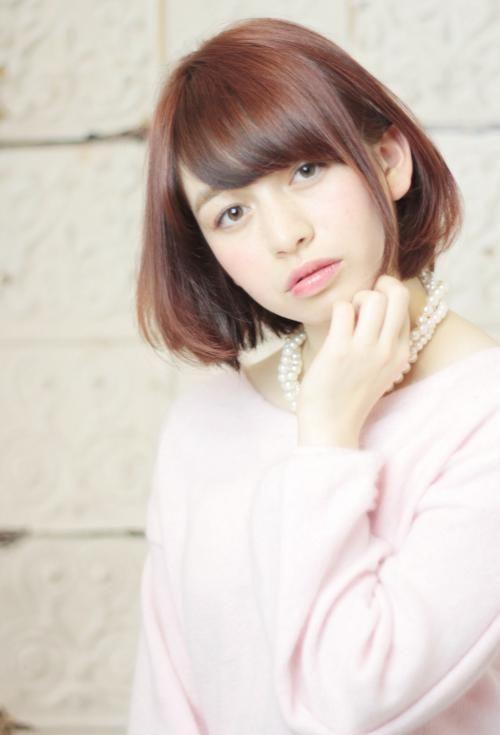 参考にしたい♡PINK!ピンク♡ピンクブラウンのヘアカラー♡