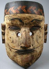 Batak mask (Sumatra, Indonesia)