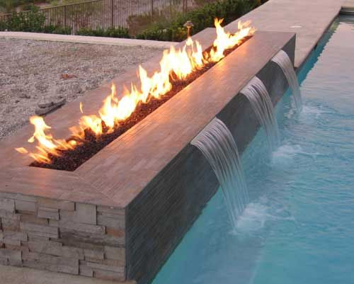 Fire and Water have always gone well together