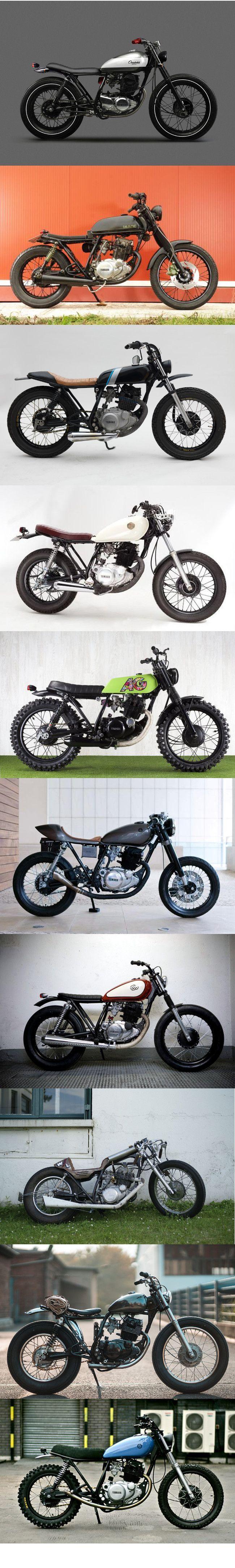 Modificações Lowcost para motos de baixa cilindrada.
